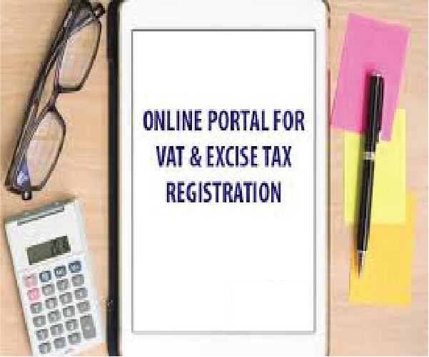 VAT Excise Tax Registration